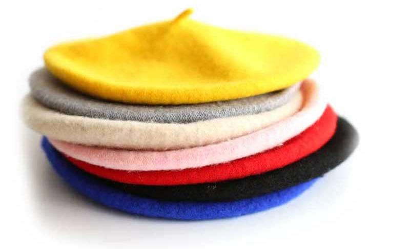 Women's Spring Elegant Wool Beret